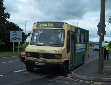 51282 - M282UYD - Weymouth (bus depot) - 1.6.04
