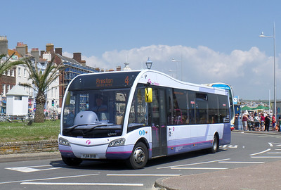 53511 - YJ14BVB - Weymouth (King's Statue) - 21.6.14