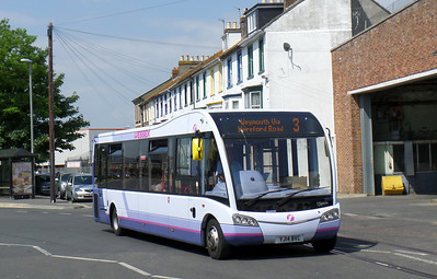 53512 - YJ14BVC - Weymouth (Commercial Road) - 21.6.14