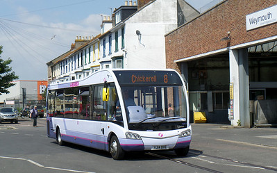 53514 - YJ14BVE - Weymouth (Commercial Road) - 21.6.14
