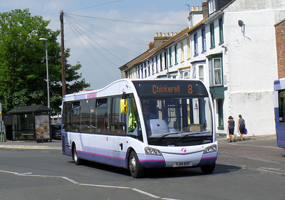 53515 - YJ14BVE - Weymouth (Commercial Road) - 21.6.14