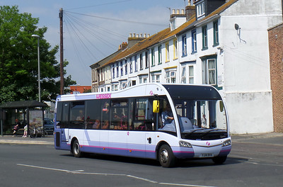 53510 - YJ14BVA - Weymouth (Commercial Road) - 21.6.14