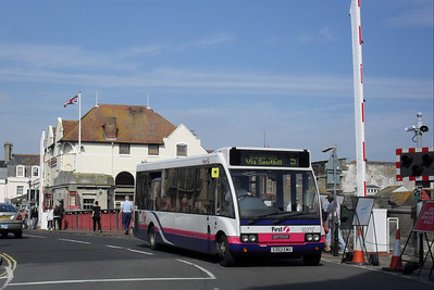 50272 - S303EWU - Weymouth (Town Bridge) - 2.9.10