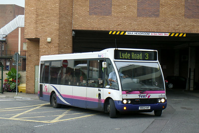 53002 - V802KAF - Yeovil (bus station) - 27.8.14