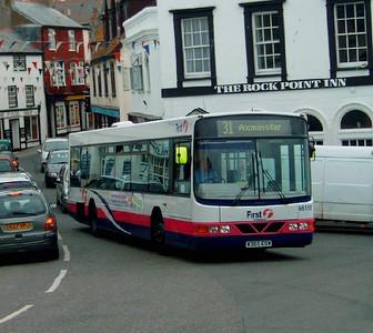 66165 - W365EOW - Lyme Regis - 23.7.05