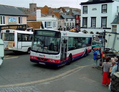 66179 - W379EOW - Lyme Regis - 29.7.06