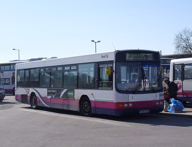 66169 - W369EOW - Bridport (coach station) - 8.4.08