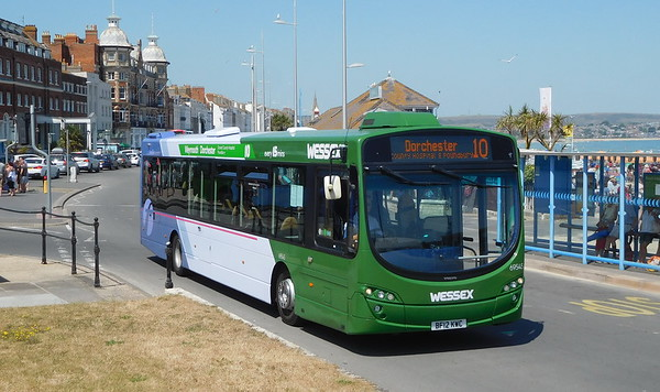 Volvo B7RLE / Wright Eclipse 2