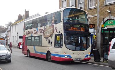 37580 - HX08DHL - Dorchester (Trinity St)