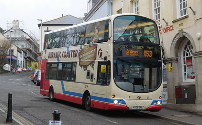 37580 - HX08DHL- Lyme Regis (post office)