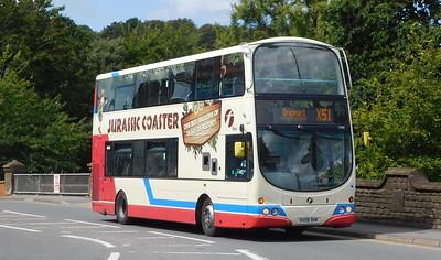 37582 - HX08DHK - Bridport (West St)