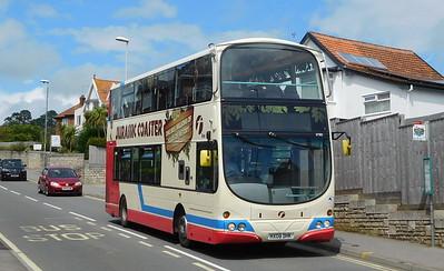 37582 - HX08DHK - Lyme Regis (Charmouth Road)