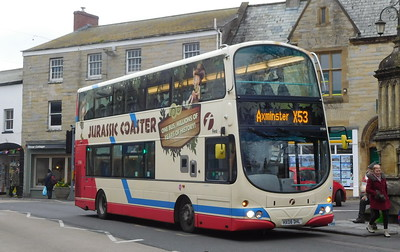 37580 - HX08DHL - Axminster (Trinity Square)
