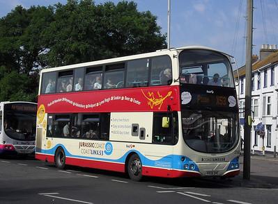 37583 - HX08DHE - Weymouth (depot) - 3.9.10
