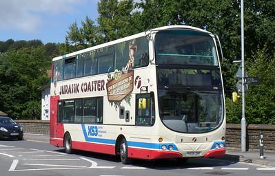 37581 - HX08DHF - Bridport (West St)