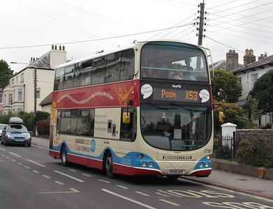 37581 - HX08DHF - Charmouth - 14.8.09