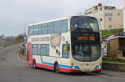 37582 - HX08DHK - Seaton (seafront)