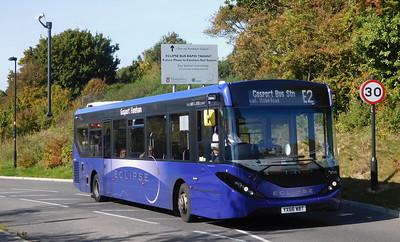 67178 - YX66WBT - Fareham (Redlands Lane BRT)
