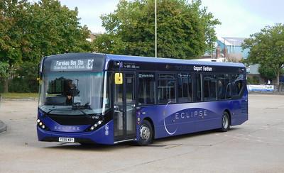 67182 - YX66WBY - Gosport (bus station)