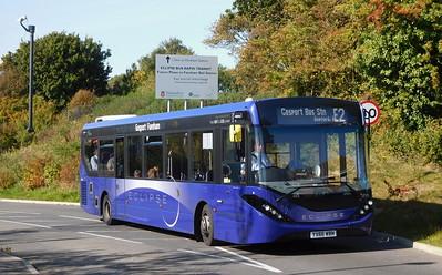 67175 - YX66WBN - Fareham (Redlands Lane BRT)