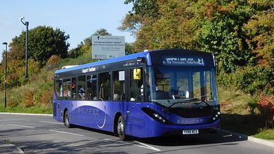 67184 - YX66WCA - Fareham (Redlands Lane BRT)