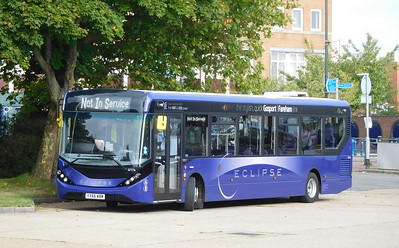 67174 - YX66WBM - Gosport (bus station)