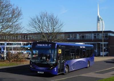 67181 - YX66WBW - Gosport (bus station)