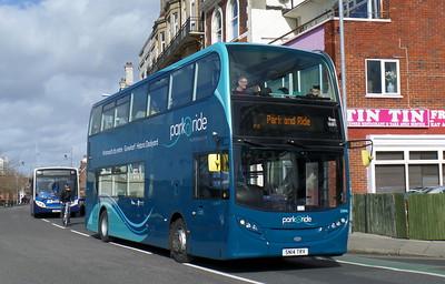 33896 - SN14TRV - Portsmouth (The Hard)