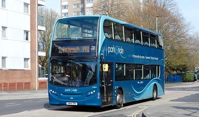 33896 - SN14TRV - Portsmouth (Queen St)
