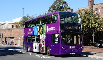 33897 - SN14TRX - Portsmouth (Queen St)