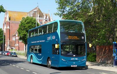 33897 - SN14TRX - Portsmouth (Bishop Crispian Way) - 180514