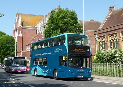 33896 - SN14TRV - Portsmouth (Bishop Crispian Way) - 180514