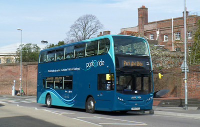 33895 - SN14TPZ - Portsmouth (Queen St) - 12.4.14