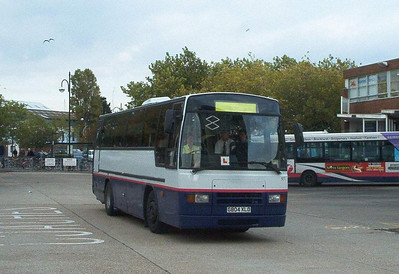 20057 - G804XLO - Gosport (bus station) - July 2003