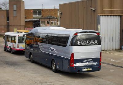 23325 - YN06CGZ - Portswood depot - 18.11.09