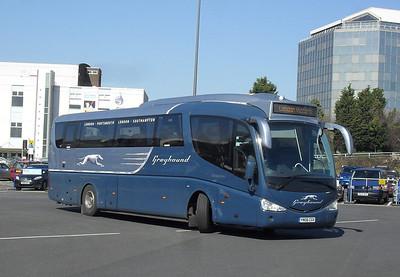 23322 - YN06CGV - Poole (coach stop) - 19.3.11