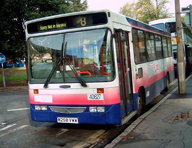 40627 - M258VWW - Southampton (Vincents Walk) - 22.10.05