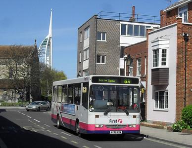 40620 - M248VWW - Old Portsmouth - 9.4.11