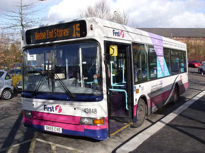 43848 - SN55CXE - Hedge End (superstores) - 26.2.08
