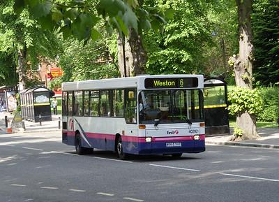 40292 - M965XVT - Southampton (city centre) - 20.5.08