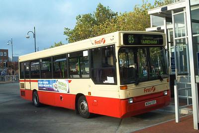46314 - M314YOT - Gosport (Ferry) - July 2003