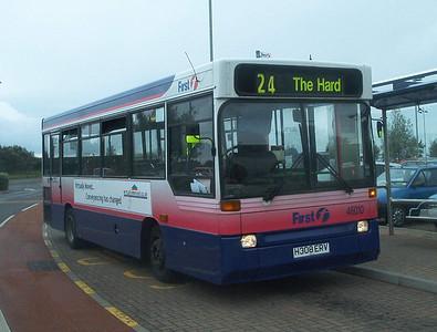 46010 - H308ERV - Port Solent - 4.7.04