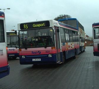 46311 - L311RTP - Fareham (bus station) - 30.4.04