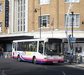 41147 - P247OEW - Southsea (Palmerston Road) - 4.2.12