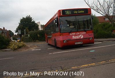 42507 - P407KOW - Hamble (Square) - Oct 02