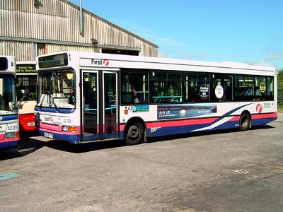 42109 - R607YCR - Hoeford depot - 29.8.05