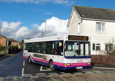 42127 - S627KTP - Highlands (Fareham Park Road) - 1.11.12