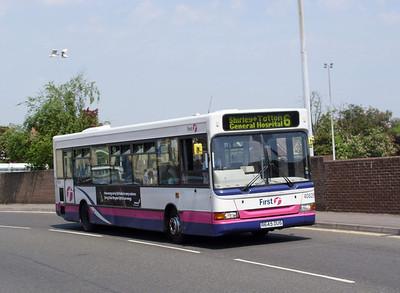 40825 - R645DUS - Portswood (St Denys Rd) - 13.5.08
