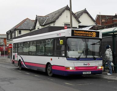 40795 - R299GHS - Portswood (St Denys Rd) - 12.1.10