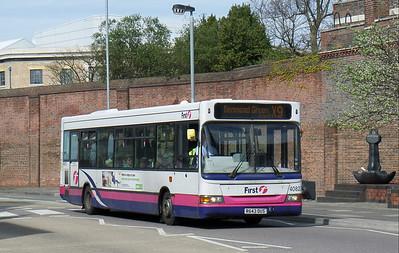 40823 - R643DUS - Portsmouth (Queen St) - 12.4.14